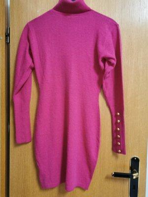 Hennes & Mauritz Sweater Dress pink