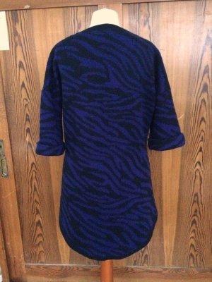 Langer Pullover, Tigermuster, Animal Muster, Strickpulli