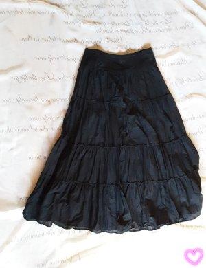 Broomstick Skirt black