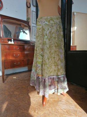 St-martins Falda larga multicolor Acrílico