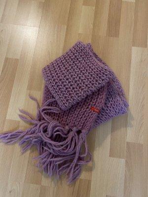 Esprit Sciarpa lavorata a maglia multicolore