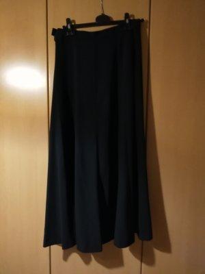 langer schwarzer Damenrock von Wenger, Gr. 40