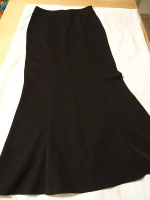 Orsay Maxi Skirt black mixture fibre