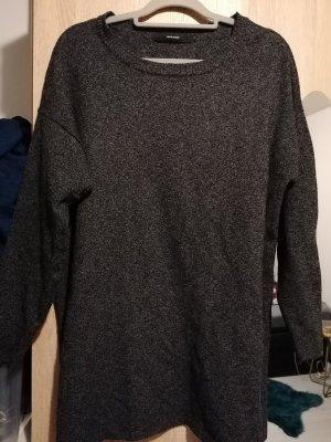 Langer Strick pullover