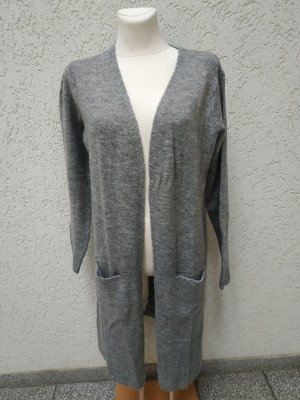 9th Avenue Manteau en tricot gris