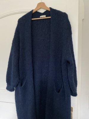 American Vintage Cardigan bleu foncé