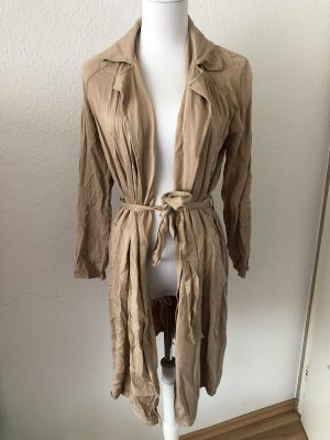 Langer Trenchcoat in S