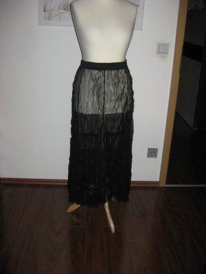 Art Tulle Skirt black