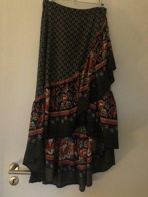 Mandi Flounce Skirt multicolored