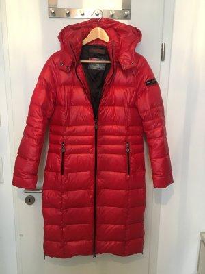 Frieda & Freddies New York Płaszcz puchowy czerwony