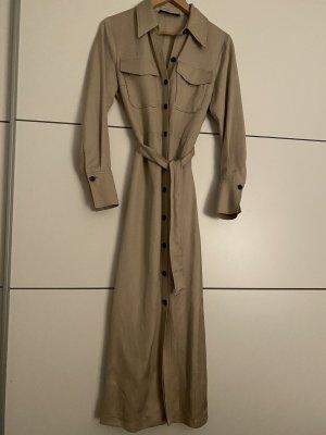 Langes Blusenkleid gr 36