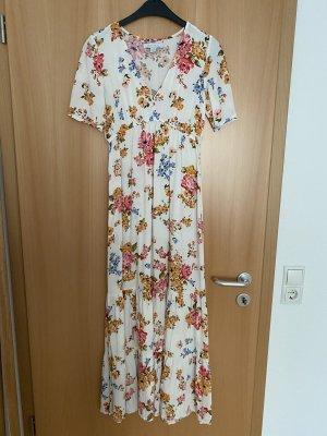 Langes Boho-Kleid