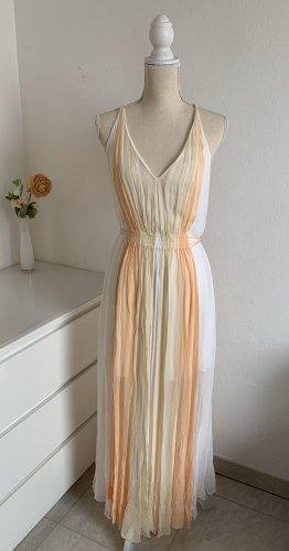 Forever New Chiffon Dress multicolored