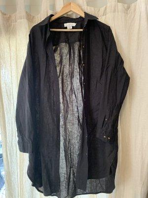 H&M L.O.G.G. Shirtwaist dress black