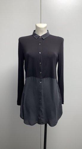 Woolrich Chemise à manches longues gris-noir