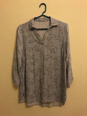 Langes Hemd mit Vintage Flair