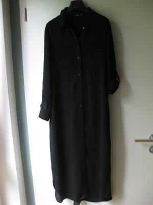 Hallhuber Hemdblousejurk zwart