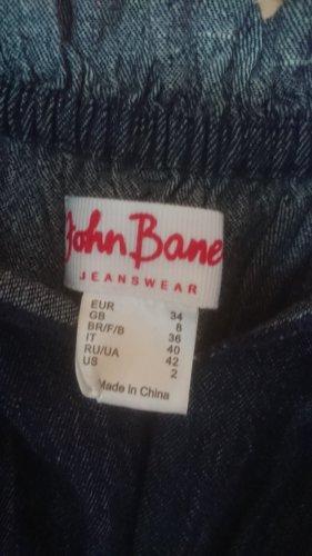 Langes Jeanskleid