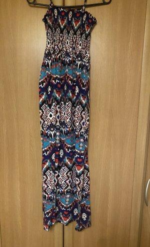 Amisu Summer Dress multicolored