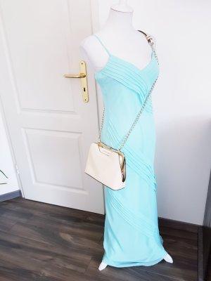 3 Suisses Suknia wieczorowa turkusowy