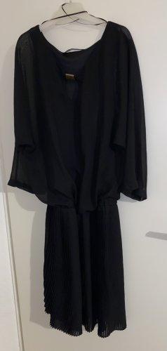 Batik Avondjurk zwart