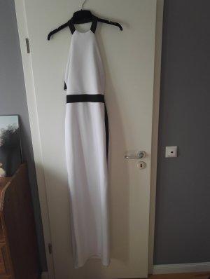Asos Tall Avondjurk wit-zwart