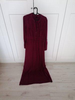 Defacto Longsleeve Dress purple