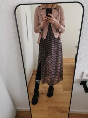langes Kleid I Zara I Seitlichen Schlitzen