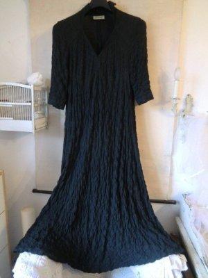 Langes Kleid Midi wadenlang anthrazit 42