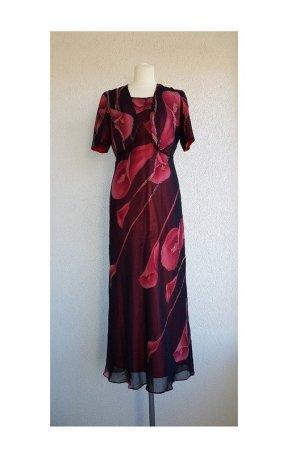 langes Kleid mit Bolero von Sun Light Paris