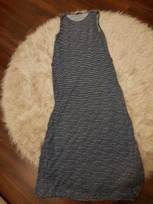 langes Kleid mit Streifen von LC Waikiki gr. M gebr.