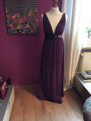 Langes Kleid Robe 36 Vera Wang