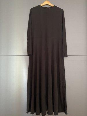 COS Vestido a media pierna negro