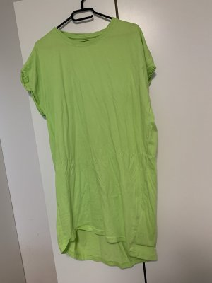 Top extra-large vert fluo