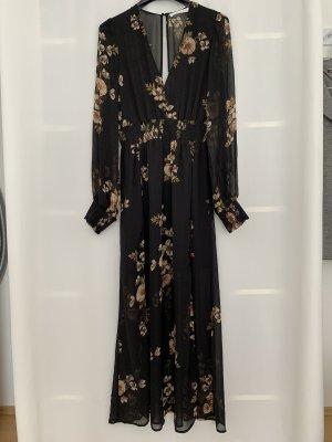 Langes luftiges Kleid