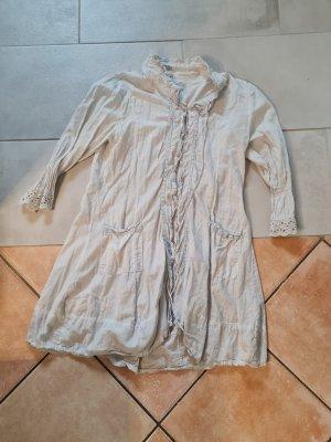 Be Inn Koszulka oversize jasnoszary