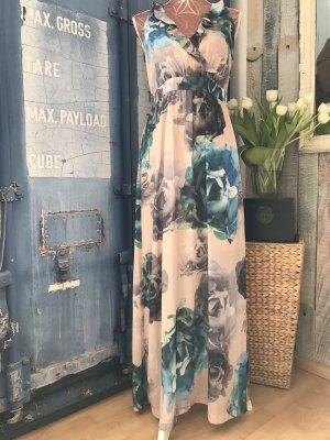 Langes RosenKleid von H&M