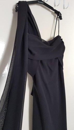 Langes schönes schwarzes Kleid für Anlässe (von Nilientie)
