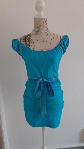 Shirt Dress turquoise