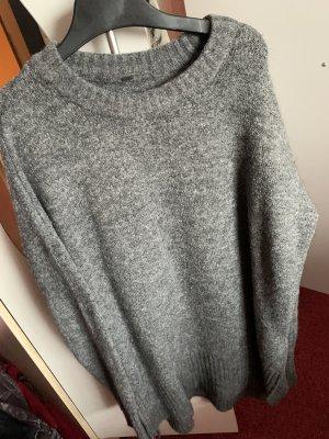 H&M Cardigan lungo grigio
