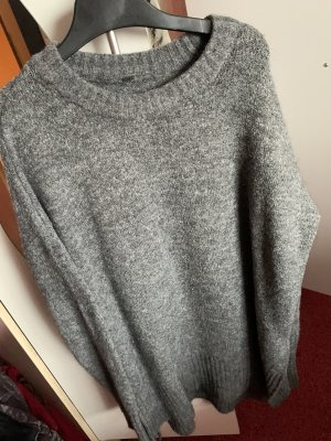 H&M Cardigan long gris