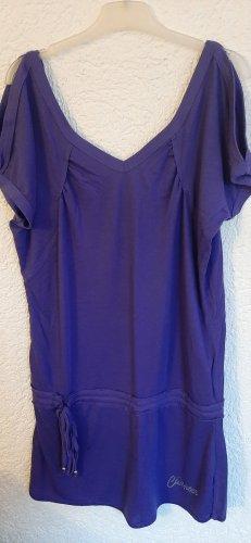 langes Shirt Gr. 42 lila