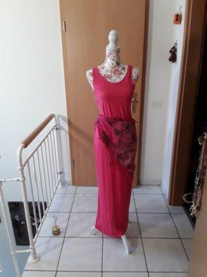 bpc bonprix collection Sukienka o kroju koszulki różowy