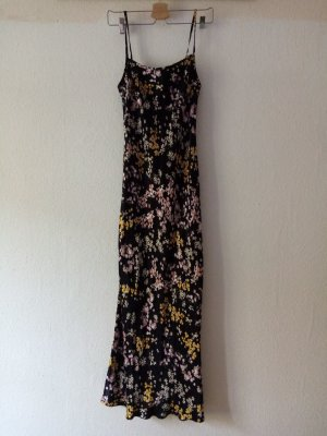 Langes Slip-Kleid