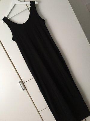 Colours of the World Vestido largo negro