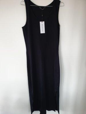 langes Sommerkleid aus gerippter Baumwolle von Holzweiler