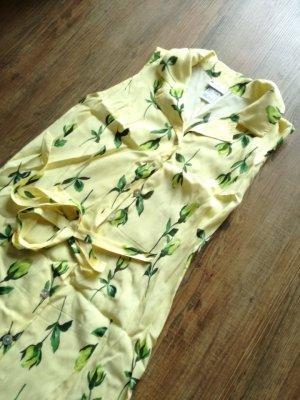 Langes Sommerkleid Gr. 36