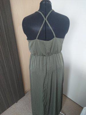 Langes Sommerkleid Maxikleid Trägerkleid