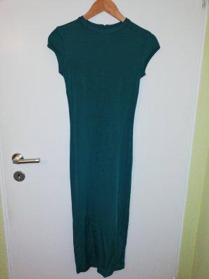 Langes Sommerkleid mit Reißverschluss
