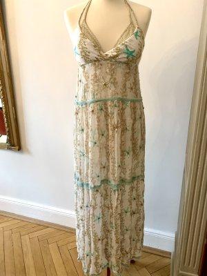 Langes Sommerkleid von Letarte Handmade, 34-36